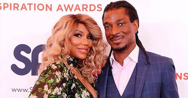 Tamar Braxton's Boyfriend David Adefeso Says He Told His Family to Either Love and Accept His Woman or Risk Losing Him