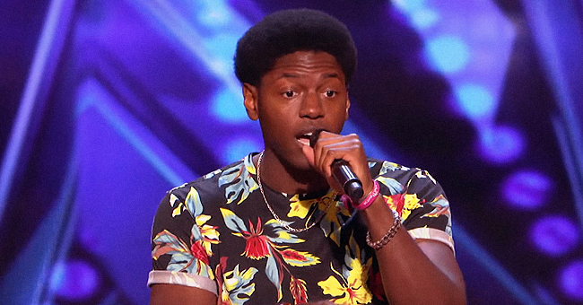 'AGT' Singer Blows Judges, Audience Away with Original Song & Earns Golden Buzzer