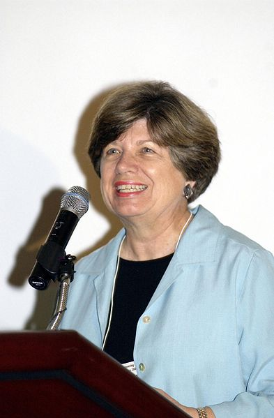 JoAnn H. Morgan, aerospace engineer and former Director of External Relations and Business Development at Kennedy Space Center | Source: Wikimedia Commons