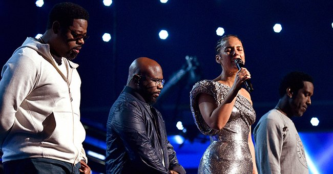 Alicia Keys & Boyz II Men Sing 'It's so Hard to Say Goodbye to Yesterday' in Tribute to Kobe Bryant at 2020 Grammys