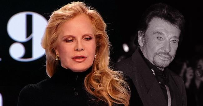 """Sylvie Vartan, en deuil, témoigne : """"Je n'arrive pas à réaliser que Johnny est parti"""""""