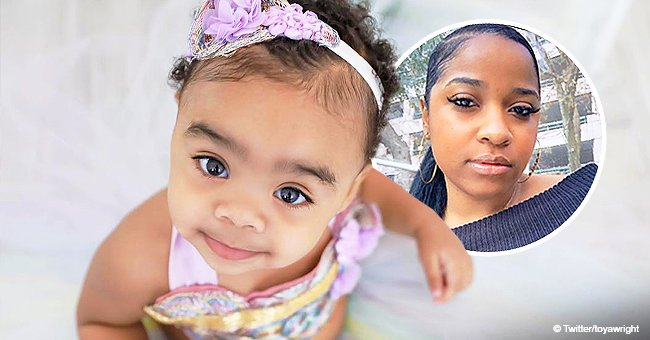 'How can you talk about an innocent baby?' Toya Wright sick of trolls calling her daughters 'ugly'