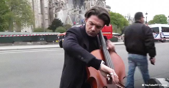 Notre-Dame : le violoncelliste Gautier Capuçon rend un hommage musical à la cathédrale incendiée