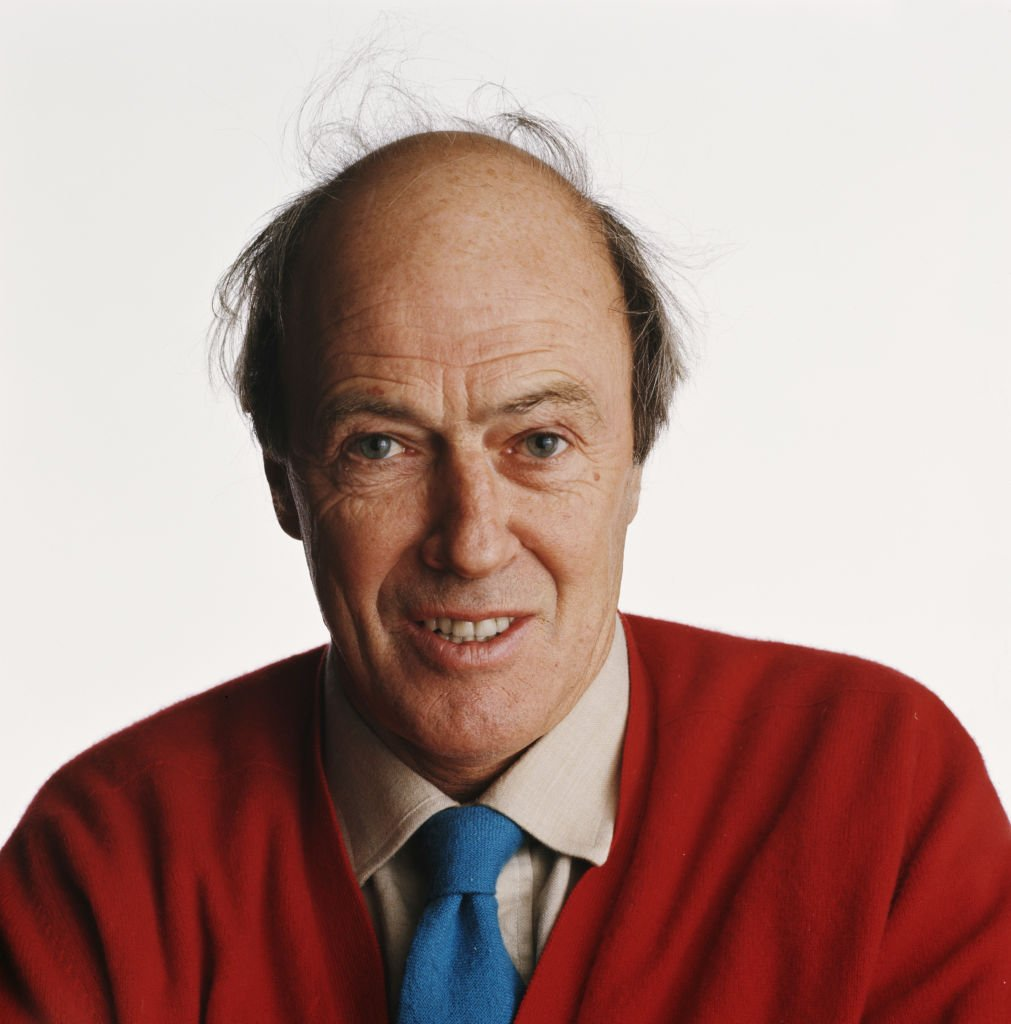 Novelist and screenwriter Roald Dahl, 1976 | Getty Images