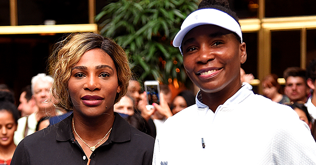 Venus Williams Supported Sister Serena's US Open Semifinal Match While Wearing Her EleVen Activewear Brand