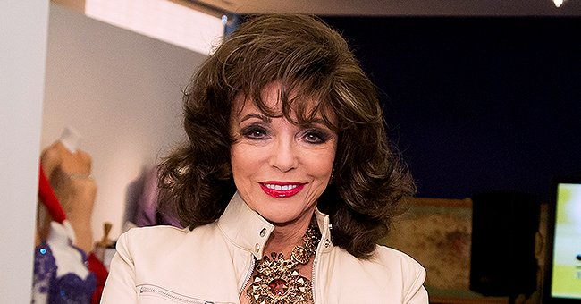 Joan Collins of 'Dynasty' Fame Is a Proud Mother of 3 Beautiful Kids - Meet All of Them