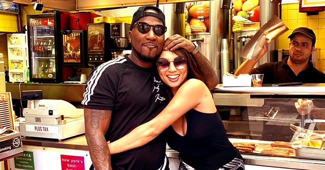 'Real' Co-Host Jeannie Mai Looks Happy While Hugging Rapper Boyfriend Jeezy in Sweet Photo