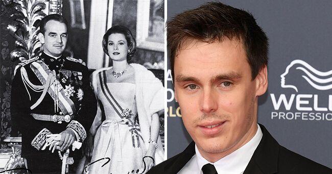 Grace Kelly et le petit-fils du Prince Rainier vont leur rendre hommage, lors de leur futur mariage