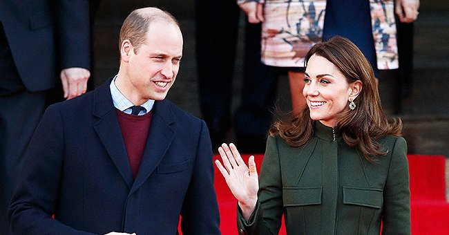 Kate Middleton & Prince William Step out for 1st Outing of 2020 Days after Royal Family Crisis