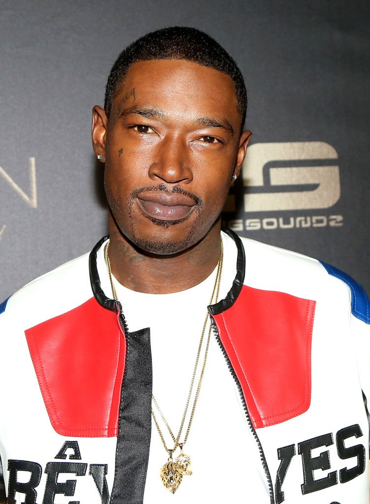 "Kevin McCall attending ""Young Legend Nights"" in January 2019. 