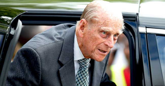 Prince Philip Once Helped Fashion Expert Who Suffered Wardrobe Malfunction at a Royal Dinner