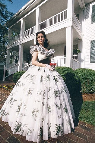 Scarlett O'hara dans autant en emporte le vent. |Photo : Getty Images