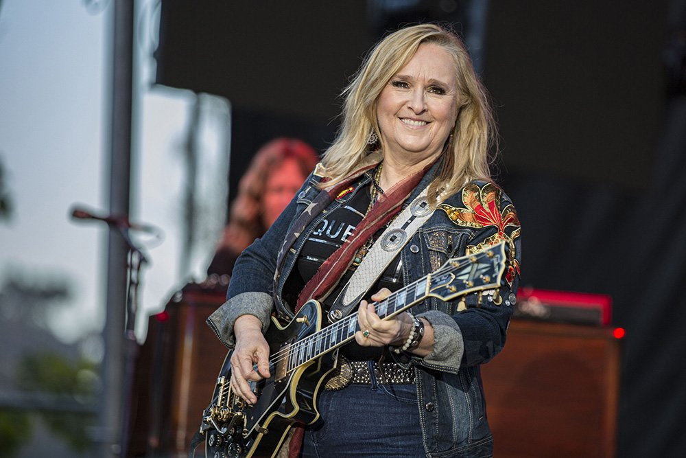 Melissa Etheridge performing at San Diego Pride Festival in San Diego, California in July 2019. I Image: Getty Images.