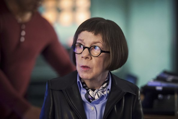 Linda Hunt on set of NCIS LA. | Photo: Getty Images