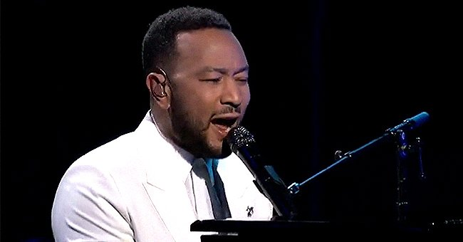 Watch John Legend's Emotional Song at the Billboard Awards 2 Weeks after His Wife's Miscarriage