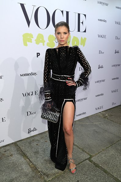 Victoria Swarovski, Vogue Party, Berlin, 2019 | Quelle: Getty Images