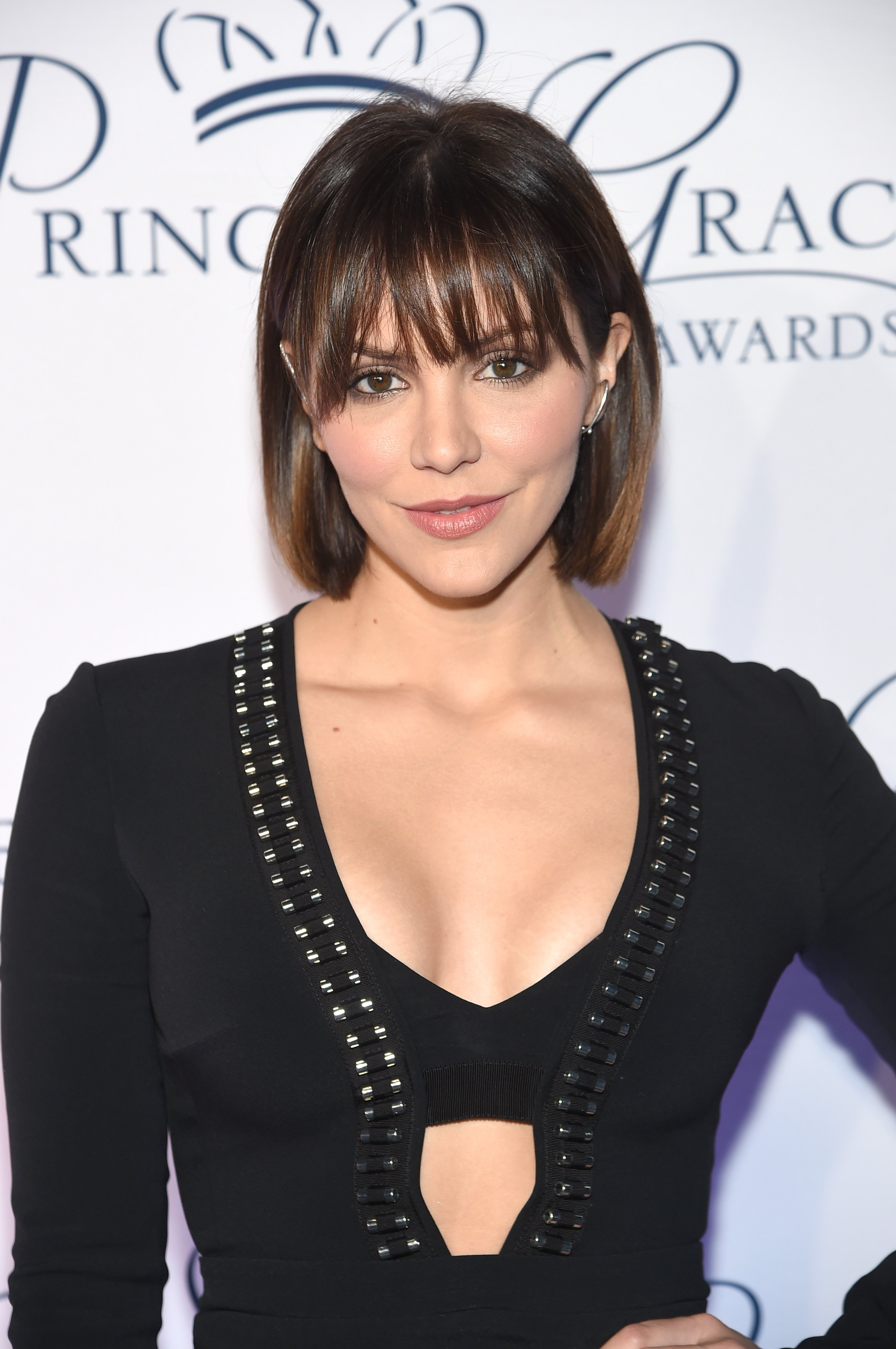 Katharine McPhee attends the 2018 Princess Grace Awards Gala at Cipriani 25 Broadway on October 16, 2018 in New York City | Photo: Getty Images
