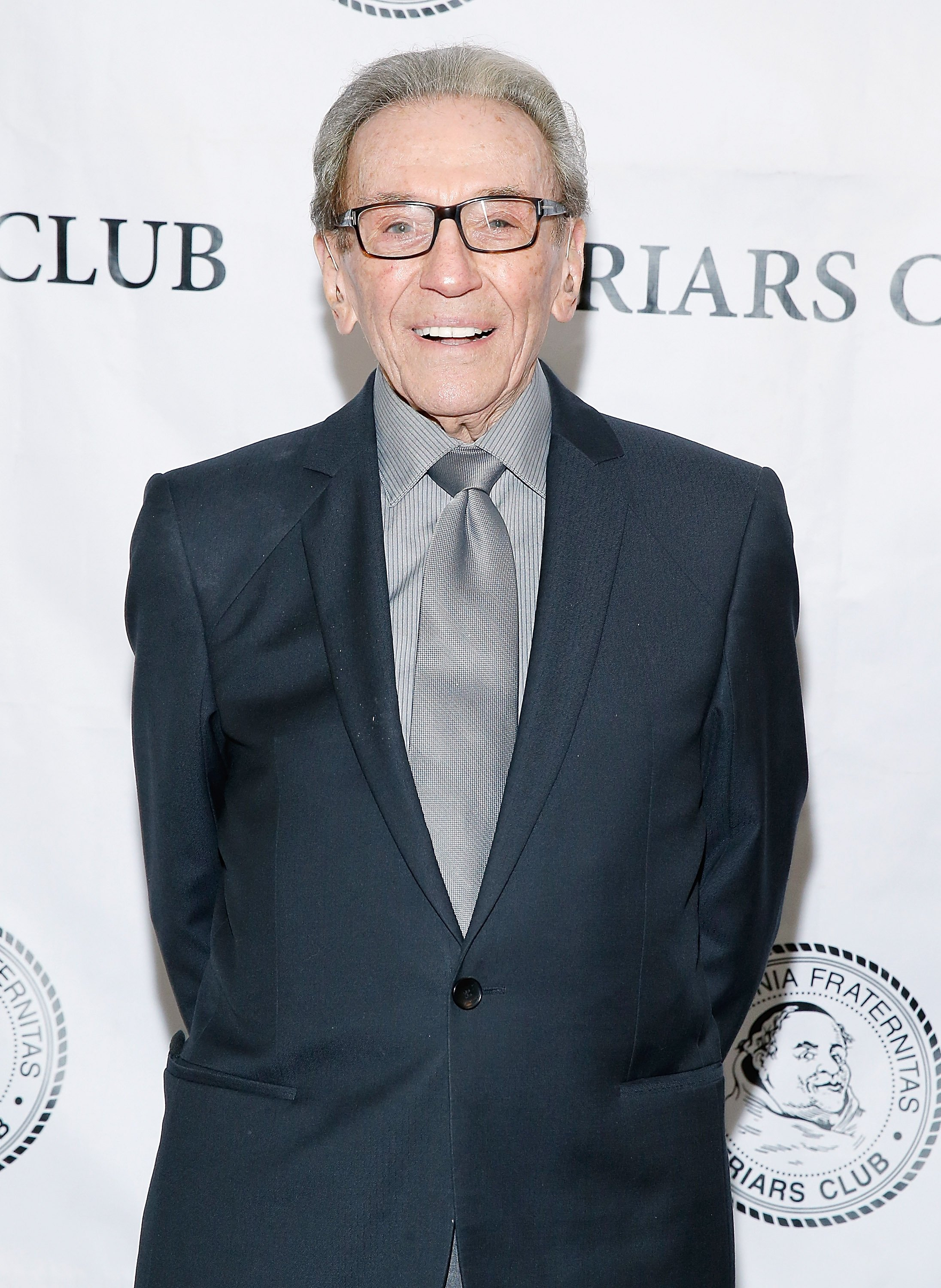 Norm Crosby attends The Friars Club Salute on April 21, 2014, in New York City.   Source: Getty Images.