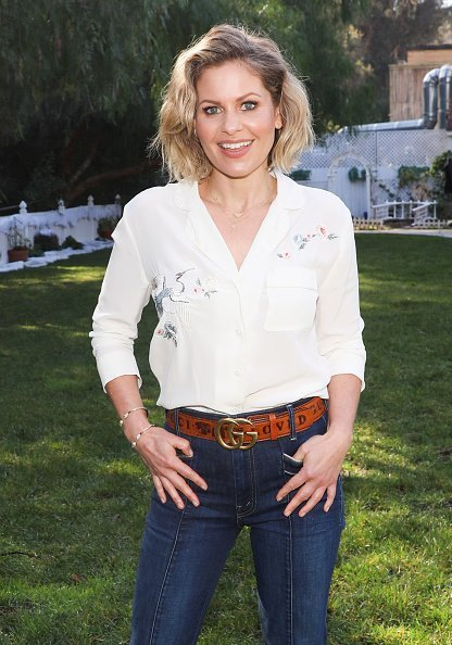 Candace Cameron Bure visits Hallmark's 'Home & Family' at Universal Studios Hollywood on January 10, 2019 in Universal City, California.| Photo: GettyImages