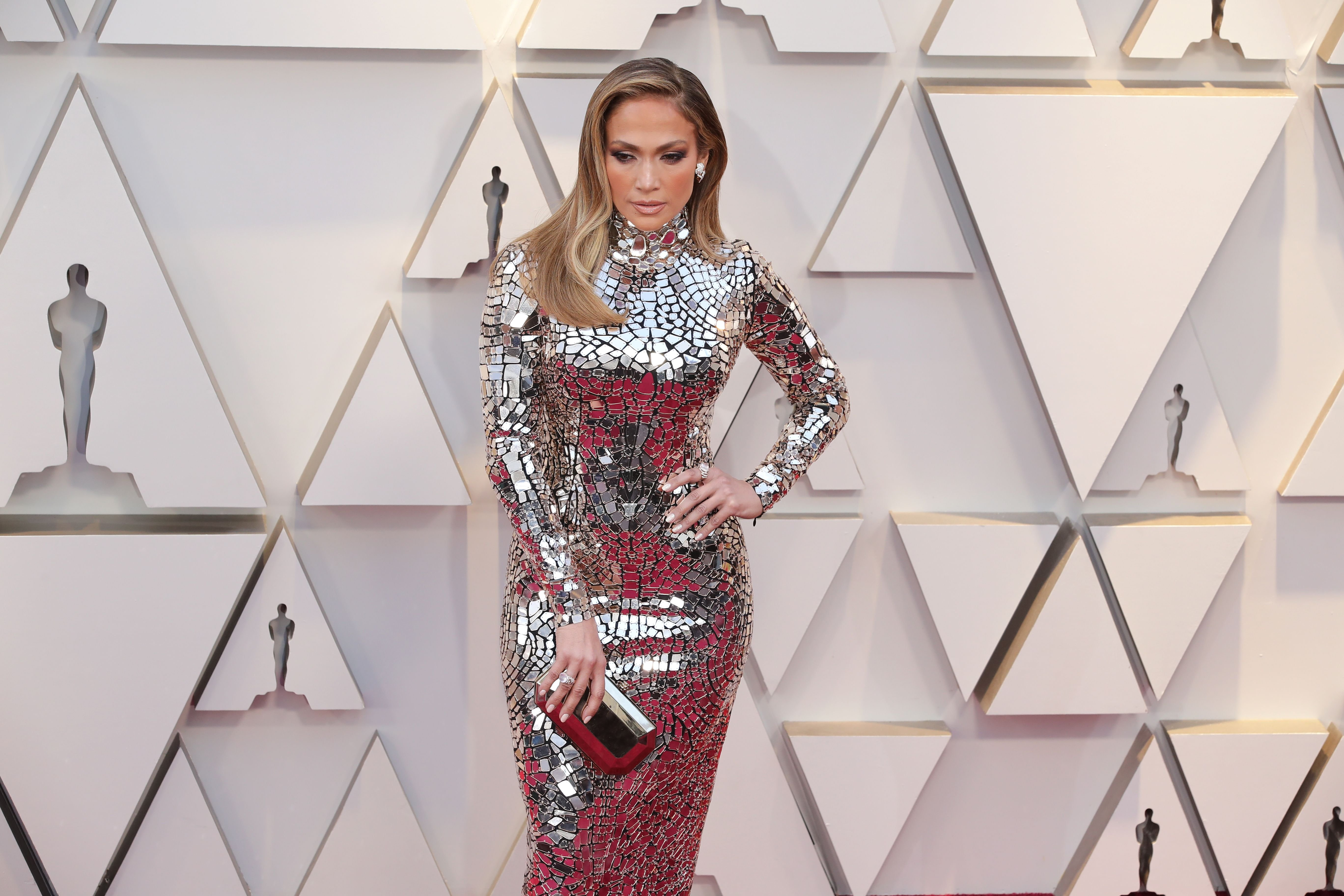 Jennifer Lopez at the 91st Annual Academy Awards at Hollywood and Highland on February 24, 2019, in California   Photo: Neilson Barnard/Getty Images