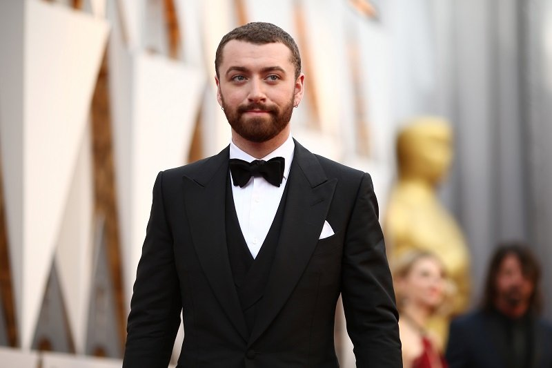 Sam Smith on February 28, 2016 in Hollywood, California | Photo: Getty Images