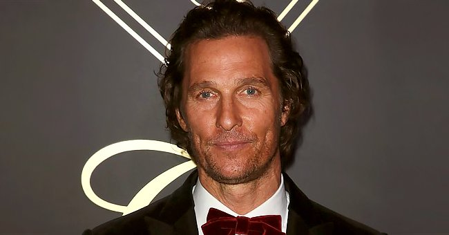 Matthew McConaughey Sets the Record Straight as He Shares Experience with 'Titanic' Audition
