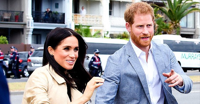 Paparazzi Agency 'Splash' Files for Bankruptcy after Meghan & Harry's Privacy Legal Battles