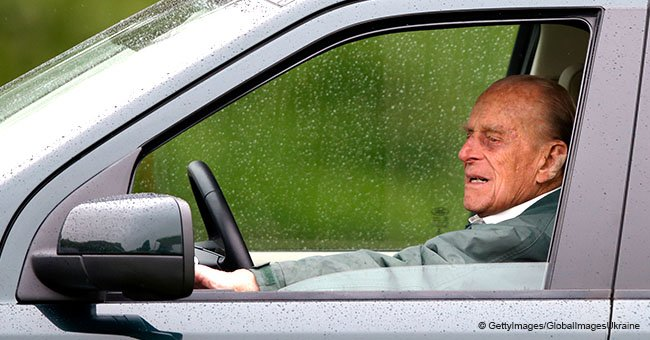 Prince Philip, 97, 'voluntarily' gives up driving license after the car accident in January