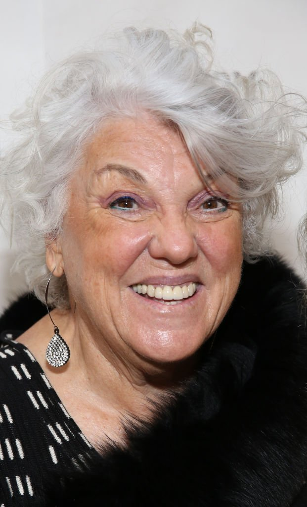 Tyne Daly at the Gingold Theatrical Group's Golden Shamrock Gala at 3 West Club on March 16, 2019 in New York   Photo: Getty Images