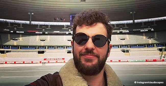 Claudio Capéo devient papa pour la deuxième fois : il révèle la première photo du bébé
