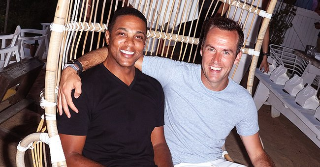 Don Lemon's Fiancé Tim Malone Blows Out Birthday Cake Candles with Their 3 Dogs in a Sweet Post