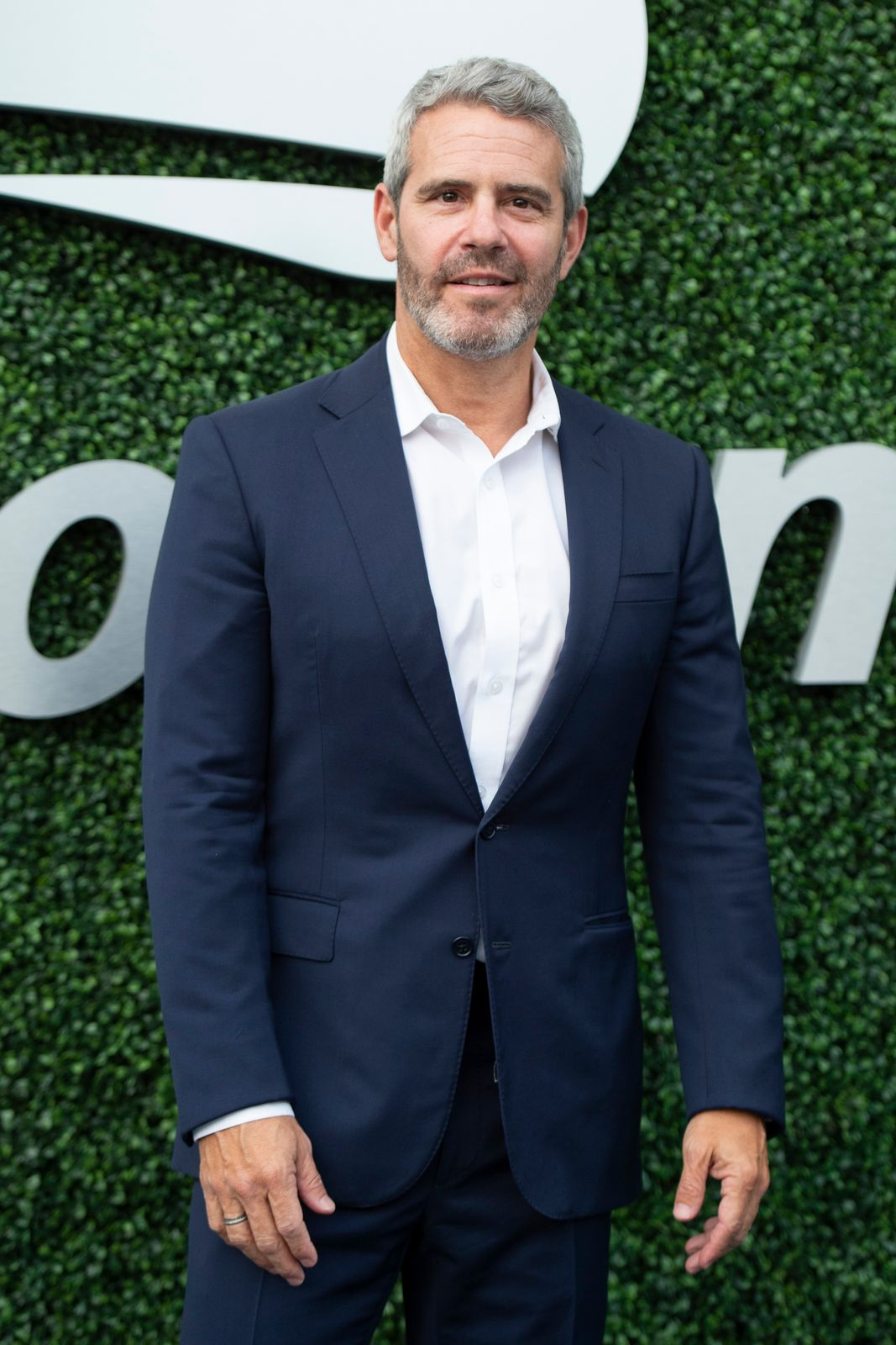 Andy Cohen at the US Open on September 5, 2019, in New York City | Photo: Adrian Edwards/GC Images/Getty Images
