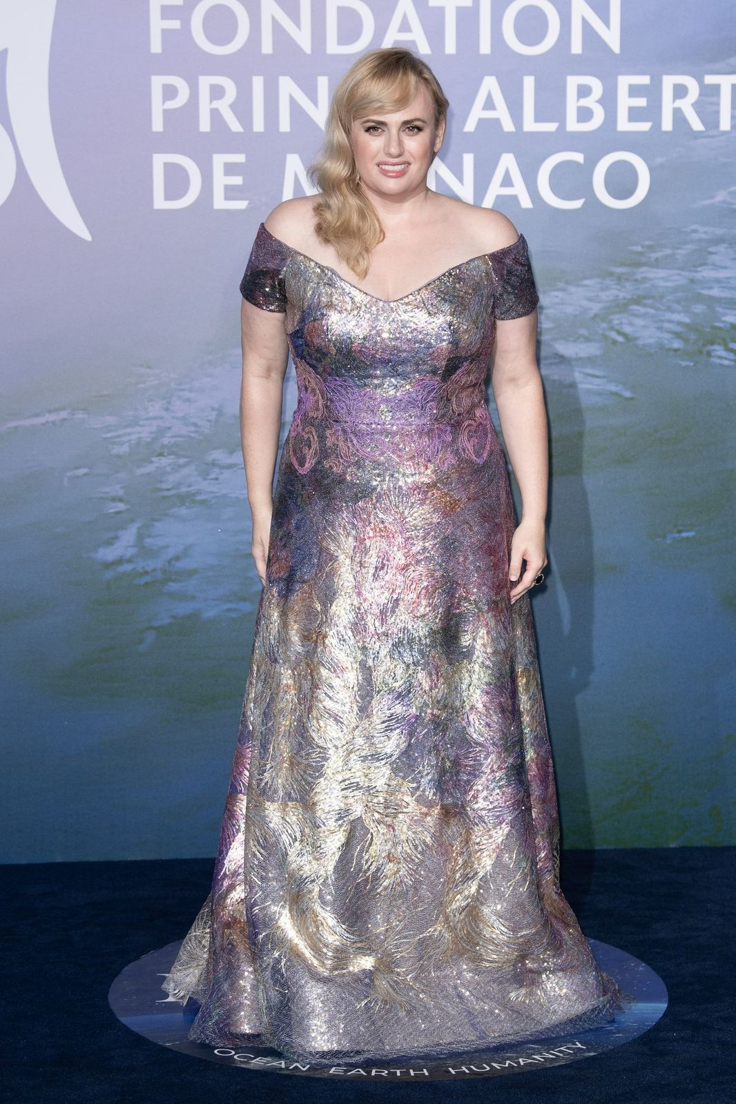 Rebel Wilson at the Monte-Carlo Gala For Planetary Health on September 24, 2020, in Monaco | Photo: SC Pool - Corbis/Getty Images