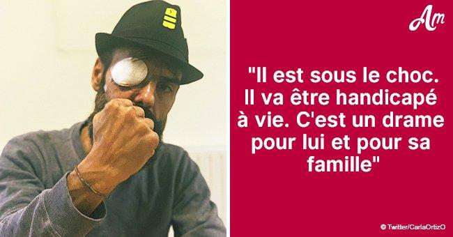 C'est un abattage dans les règles de l'art : Jérôme Rodrigues, blessé à l'œil, témoigne