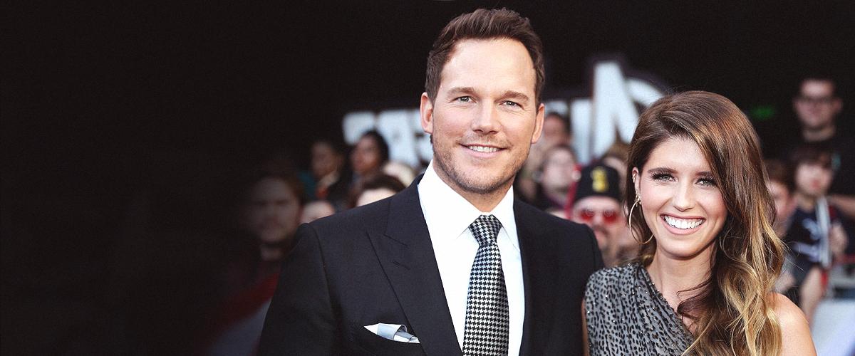 Chris Pratt and Katherine Schwarzenegger Get Married in Private Ceremony