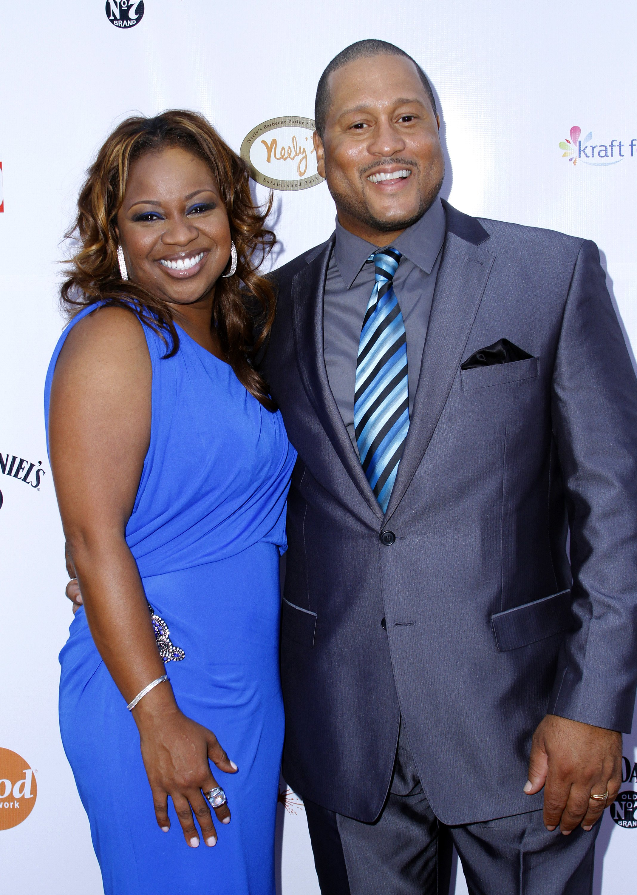 Gina and Pat Neely at the grand opening of their restaurant, Neely's Barbecue Parlor n July 2011. | Photo: Getty Images
