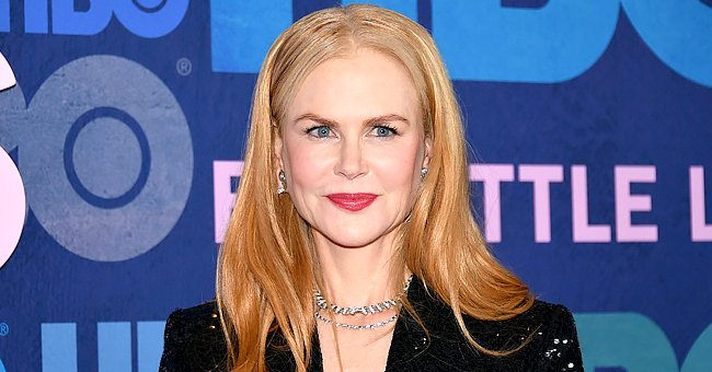Nicole Kidman's Fans Gush over Her Beauty as She Stands before Her Portrait in Sydney
