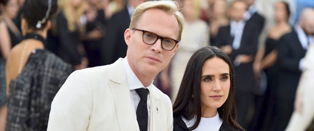 Paul Bettany and Jennifer Connelly at The Metropolitan Museum of Art on May 7, 2018 | Photo: Getty Images