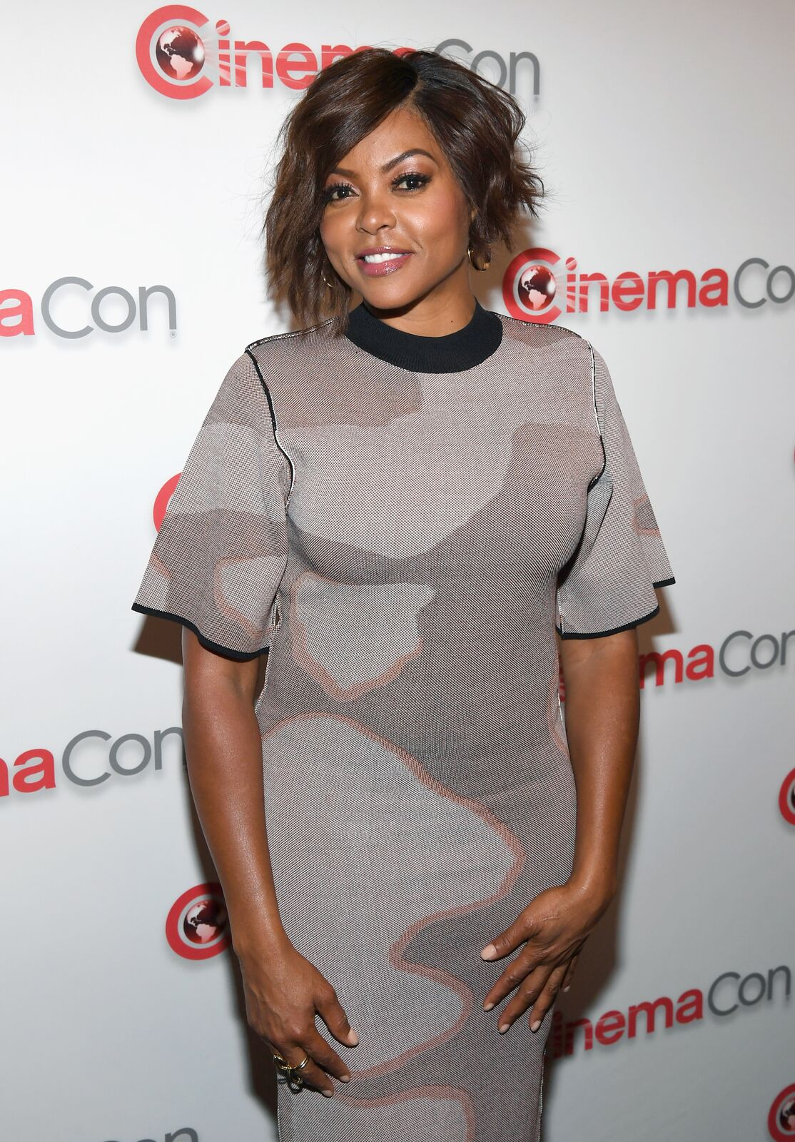 Actor Taraji P. Henson attends the CinemaCon 2018 Paramount Pictures Presentation Highlighting Its Summer of 2018 | Photo: Getty Images