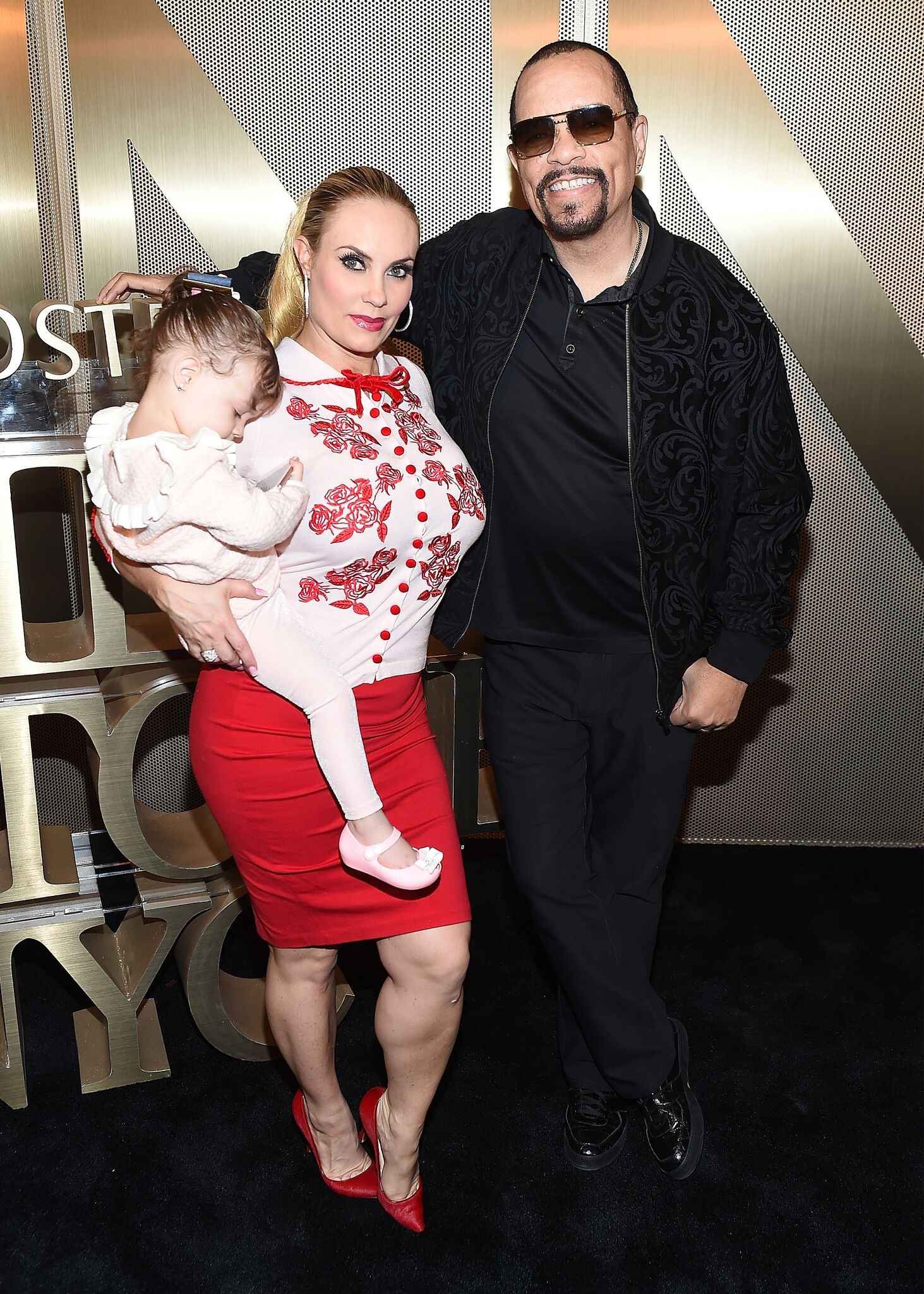 Coco Austin and Ice-T attend the Nordstrom Men's NYC Store Opening | Getty Images