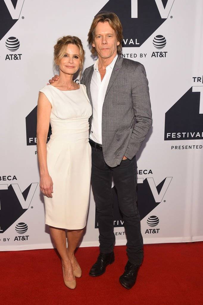 Kyra Sedgwick and Kevin Bacon attend the Tribeca TV Festival series premiere of Ten Days in the Valley at Cinepolis Chelsea on September 24, 2017 | Photo: Getty Images