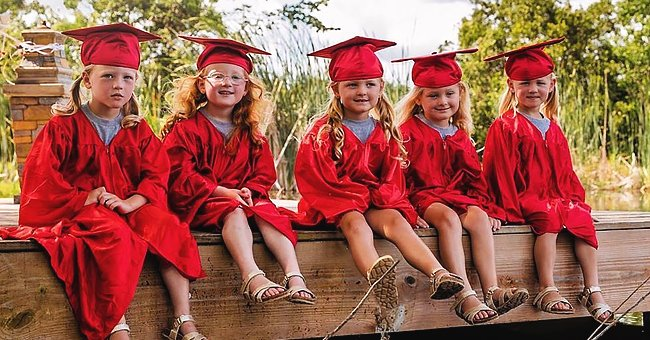 Busby Quints of 'OutDaughtered' Graduate Preschool but Fans Are Confused about Riley