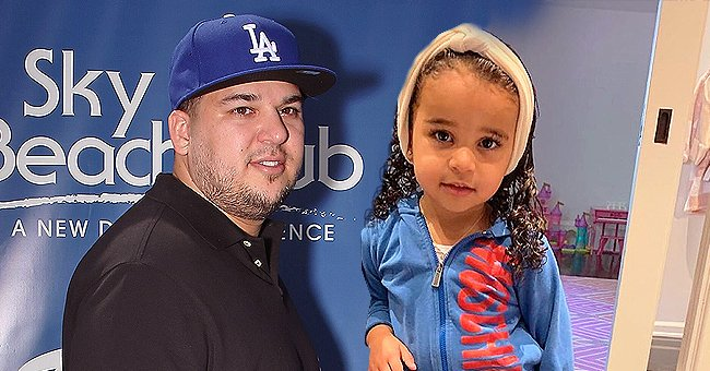 Rob Kardashian Melts Hearts with New Video of Him & Daughter Dream Discussing 'Old Town Road' Lyrics