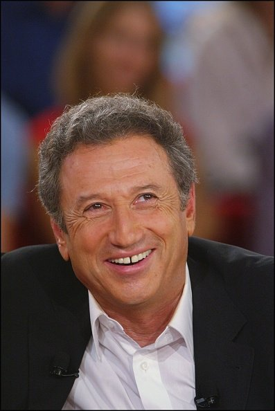 200ème émission de Michel Drucker Tv Show, en France.| Photo : Getty Images