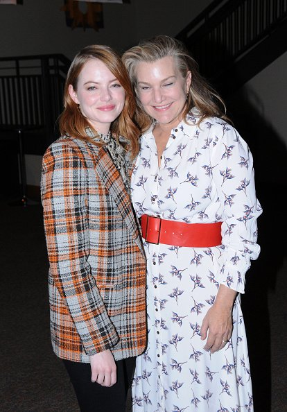 Emma Stone and Krista Smith on September 1, 2018 in Telluride, Colorado. | Photo: Getty Images