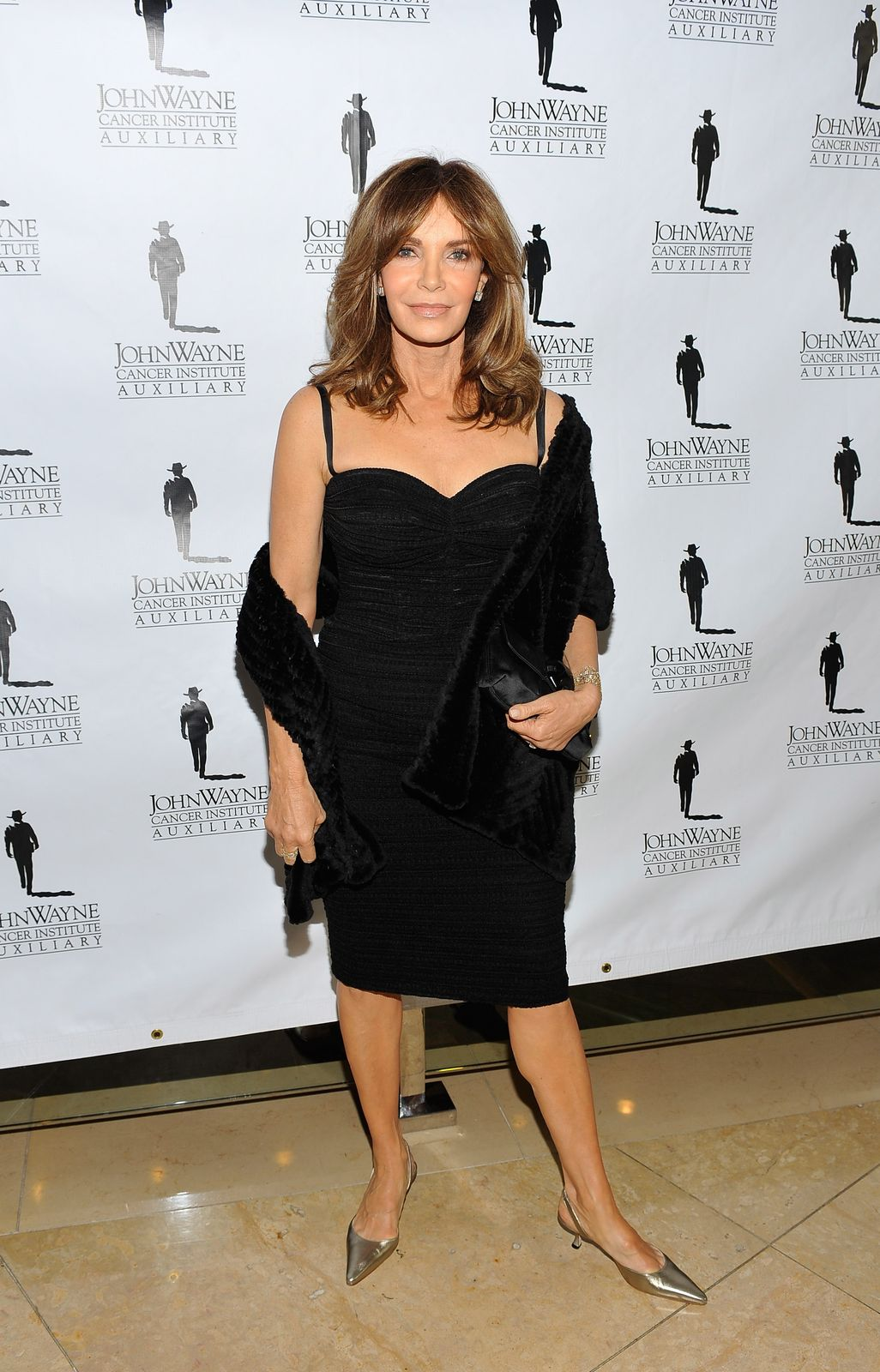Jaclyn Smith at the John Wayne Cancer Institute's 26th Odyssey Ball & Show on April 9, 2011   Photo: Getty Images