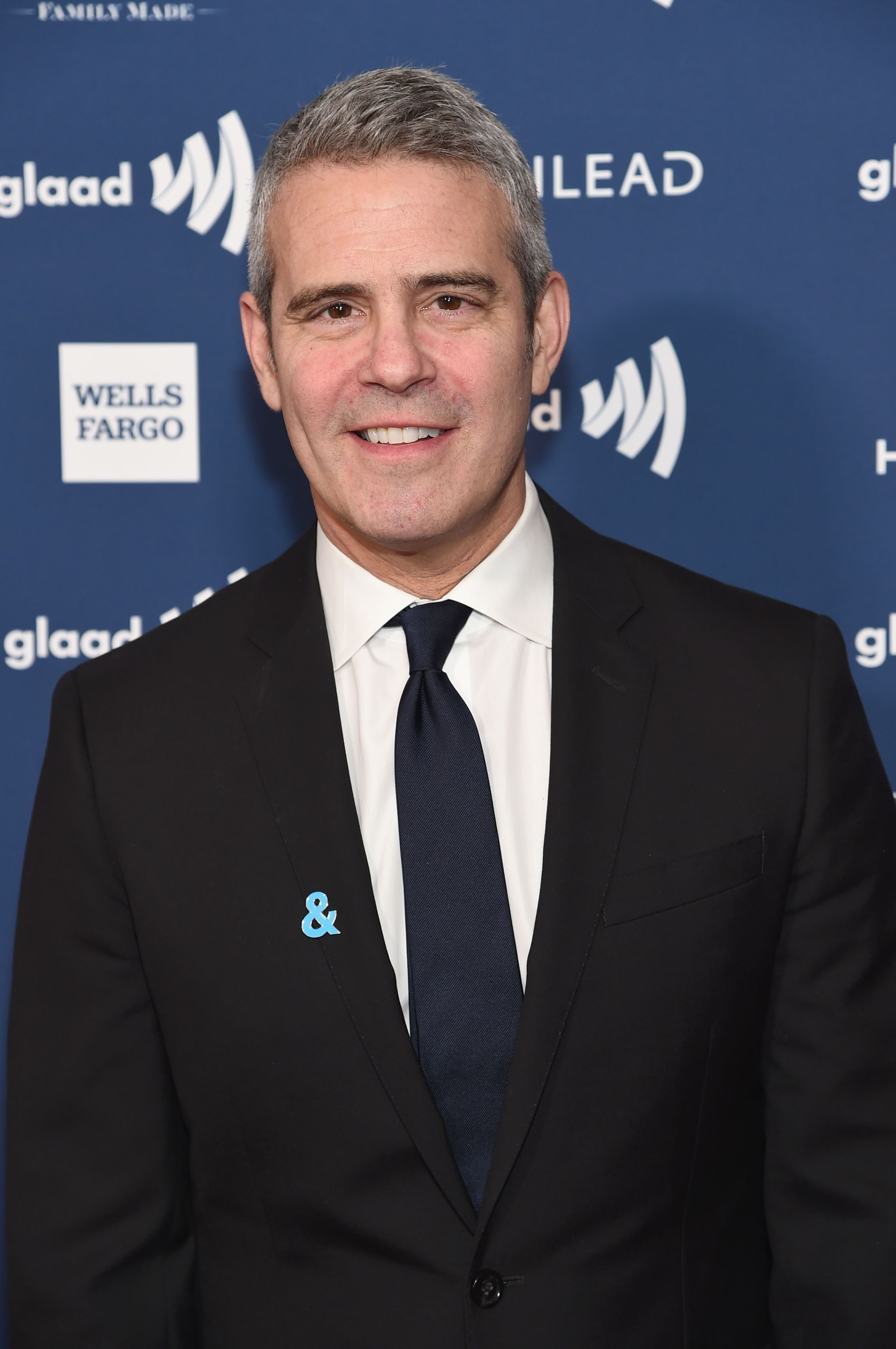 Andy Cohen attends the 30th Annual GLAAD Media Awards New York on May 04, 2019, New York City. | Source: Getty Images