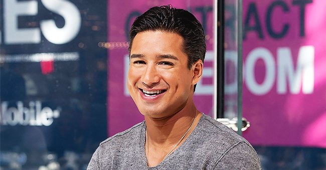 Mario Lopez and Wife Courtney Dance to Michael Jackson's Song with Their 3 Kids in a Cute Video