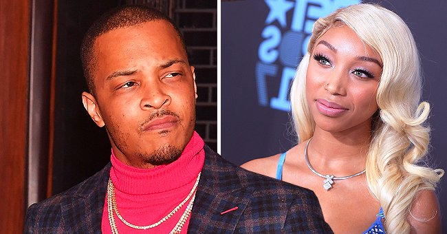 TI's Step-Daughter Zonnique Says He Is 'Overprotective' of Daughters