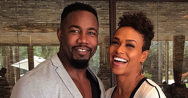 Michael Jai White and Wife Gillian Celebrated His 52nd Birthday with a 'Black Dynamite' Themed Party